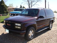 1996 GMC Yukon Overview