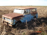 1964 International Harvester Scout Overview