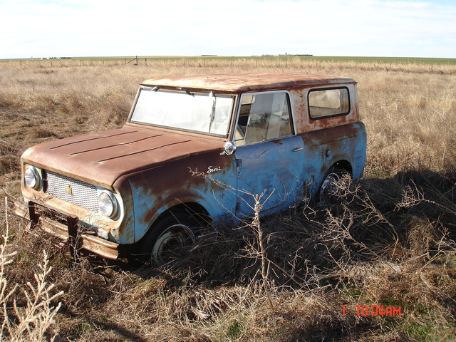 Picture of 1964 International Harvester Scout