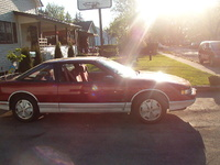 1991 Oldsmobile Cutlass Supreme 2 Dr International Coupe picture