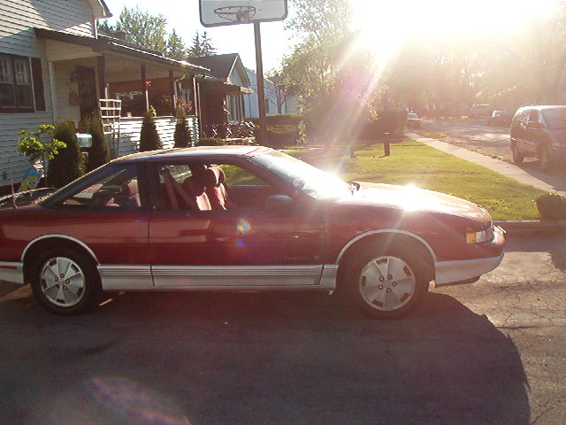 Picture of 1991 Oldsmobile Cutlass Supreme 2 Dr International Coupe