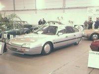 1986 Citroen CX Overview