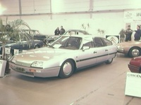 1986 Citroen CX Overview