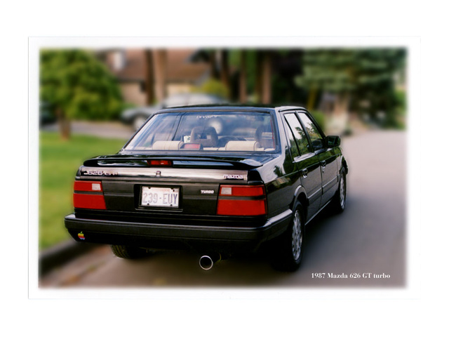 Picture of 1987 Mazda 626, exterior, gallery_worthy