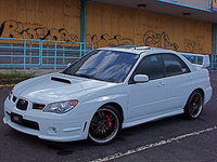 Picture of 2006 Subaru Impreza WRX STi, exterior