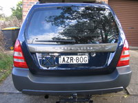 Picture of 2005 Subaru Forester X, exterior