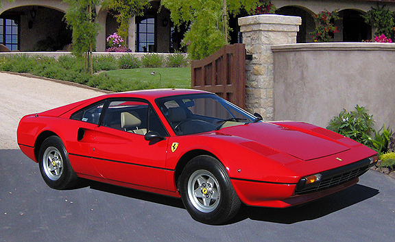 1977 ferrari 308 gtb classic automobiles. Black Bedroom Furniture Sets. Home Design Ideas