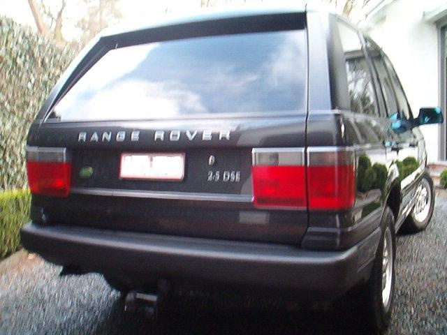 Picture of 2000 Land Rover Range Rover