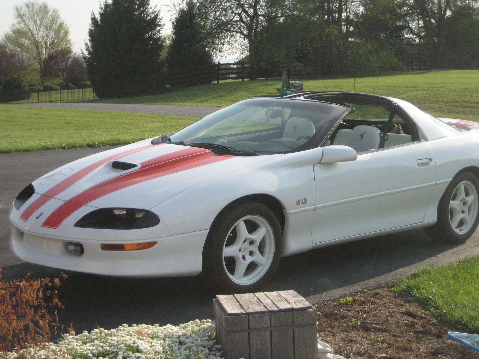 1997 Chevrolet Camaro Pictures Cargurus