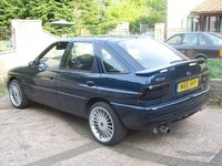 Picture of 1995 Ford Escort 4 Dr LX Hatchback, exterior, gallery_worthy