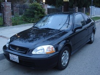 Picture of 1997 Honda Civic EX Coupe, exterior