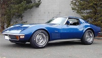 1972 Chevrolet Corvette picture, exterior