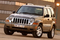2007 Jeep Liberty, 2008 Jeep Grand Cherokee picture, exterior