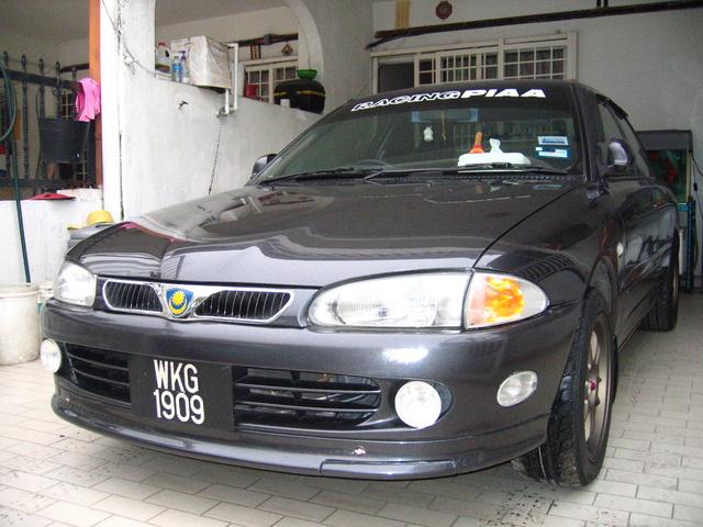 Picture of 2002 Proton Wira