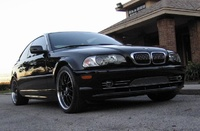 2001 BMW 3 Series 330Ci, 2001 BMW 330 330ci picture, exterior