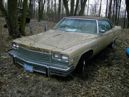 Picture of 1974 Buick Electra, exterior