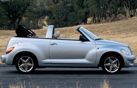 2005 Chrysler PT Cruiser, 2008 Chrysler PT Cruiser Convertible picture, exterior