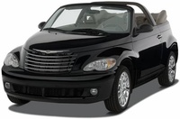 2008 Chrysler PT Cruiser Convertible picture, exterior