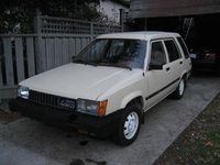Picture of 1986 Toyota Tercel, exterior