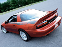 2002 Chevrolet Camaro Base Coupe, 2002 Chevrolet Camaro Coupe picture, exterior