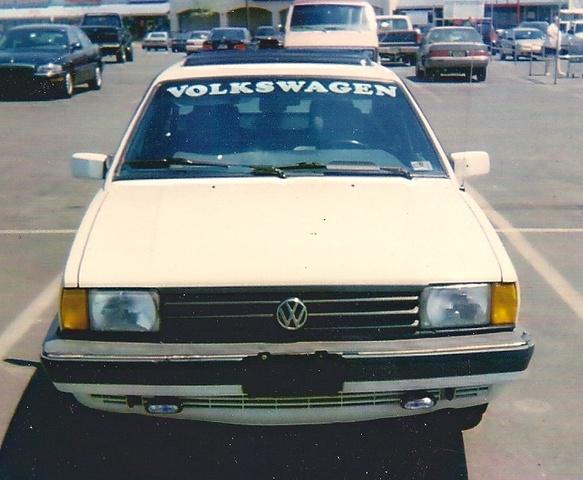 Picture of 1986 Volkswagen Quantum, exterior