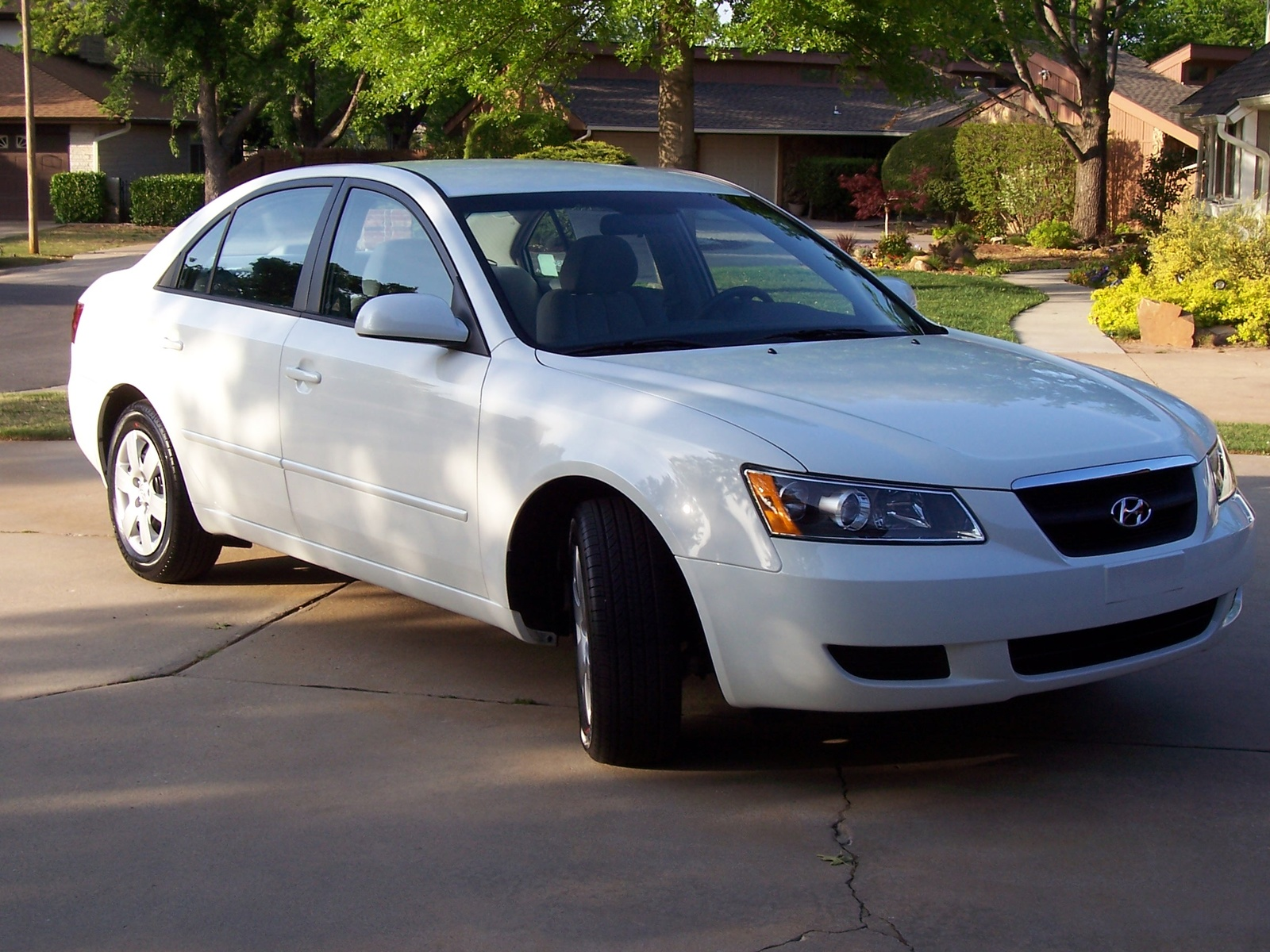 Picture of 2008 Hyundai Sonata