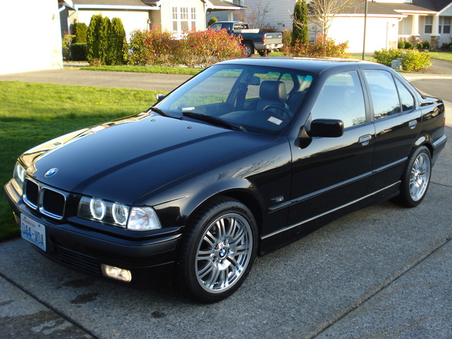 Picture of 1996 BMW 3 Series 328i Convertble, exterior