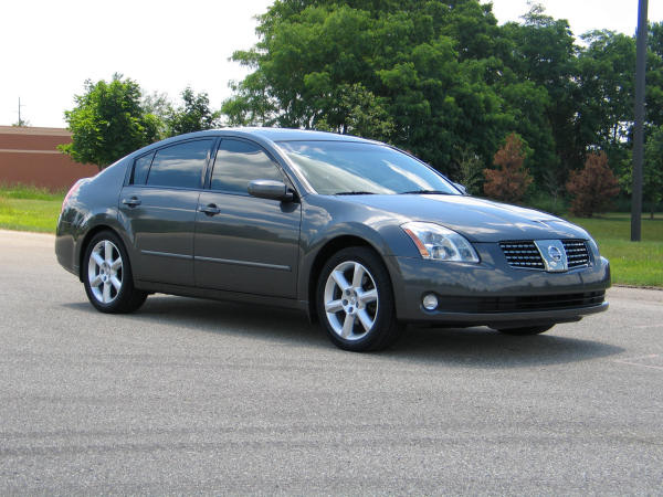 2005 Nissan Maxima Trims And Specs