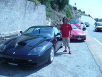 2002 Ferrari 575M Overview