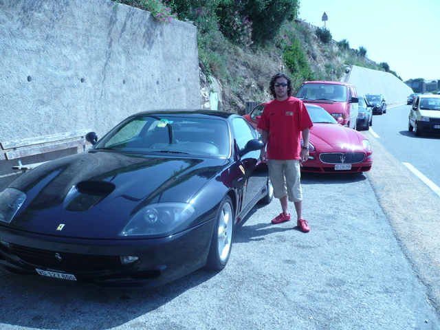 Picture of 2002 Ferrari 575M