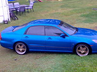 Picture of 2003 Mitsubishi Magna, exterior, gallery_worthy