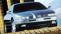 Picture of 1996 Eagle Vision 4 Dr TSi Sedan, exterior, gallery_worthy