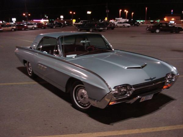 1963 Ford Thunderbird picture, exterior