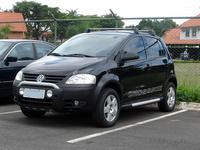 2005 Volkswagen CrossFox Overview