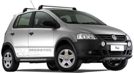 Picture of 2008 Volkswagen CrossFox, exterior