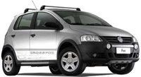 2008 Volkswagen CrossFox Picture Gallery