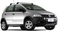 2008 Volkswagen CrossFox Picture Gallery