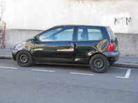 2001 Renault Twingo Overview