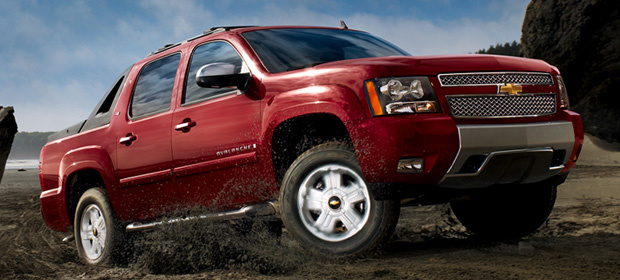 Picture of 2008 Chevrolet Avalanche LT3 4WD, exterior, gallery_worthy