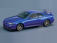 2005 Nissan Skyline Overview