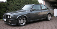 1988 BMW 3 Series 325i, 1988 BMW 325 325i picture, exterior