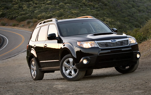 Picture of 2009 Subaru Forester, exterior, gallery_worthy