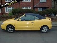 1995 Renault Megane Overview