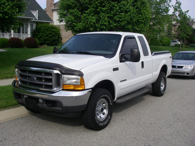 Picture of 2001 Ford F-250 Super Duty XLT 4WD Extended Cab SB, exterior, gallery_worthy