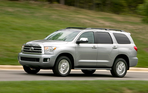 Picture of 2008 Toyota Sequoia