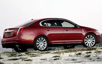 Picture of 2009 Lincoln MKS, exterior, manufacturer