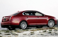 Picture of 2009 Lincoln MKS, manufacturer, exterior