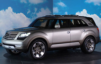 Picture of 2009 Kia Borrego, exterior
