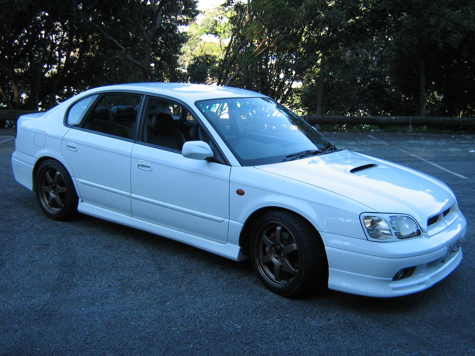 Picture of 1999 subaru legacy 4 dr gt awd sedan exterior