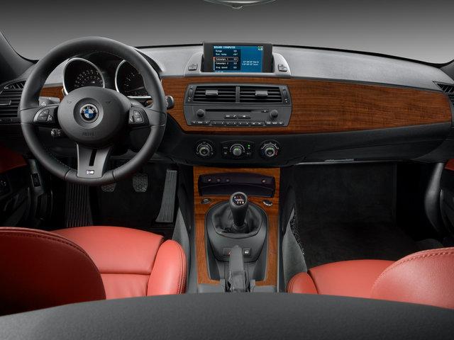 2008 Bmw Z4 Interior Pictures Cargurus